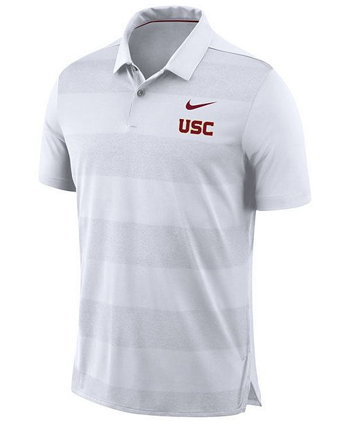 96d819e543 Nike Men s USC Trojans Early Season Coaches Polo   Reviews - Sports ...