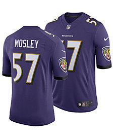 Nike Men's C.J. Mosley Baltimore Ravens Limited Jersey