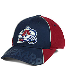 Outerstuff Boys' Colorado Avalanche Second Season Draft Fitted Cap