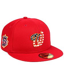 New Era Washington Nationals Stars and Stripes 59FIFTY Fitted Cap