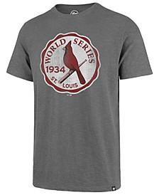 Men's St. Louis Cardinals Scrum Coop Logo T-Shirt