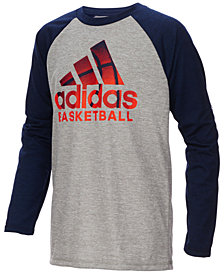 adidas Toddler Boys Basketball-Print T-Shirt