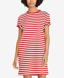 Polo Ralph Lauren Cotton Striped Dress