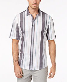 Alfani Men's Prime Plaid Shirt, Created for Macy's