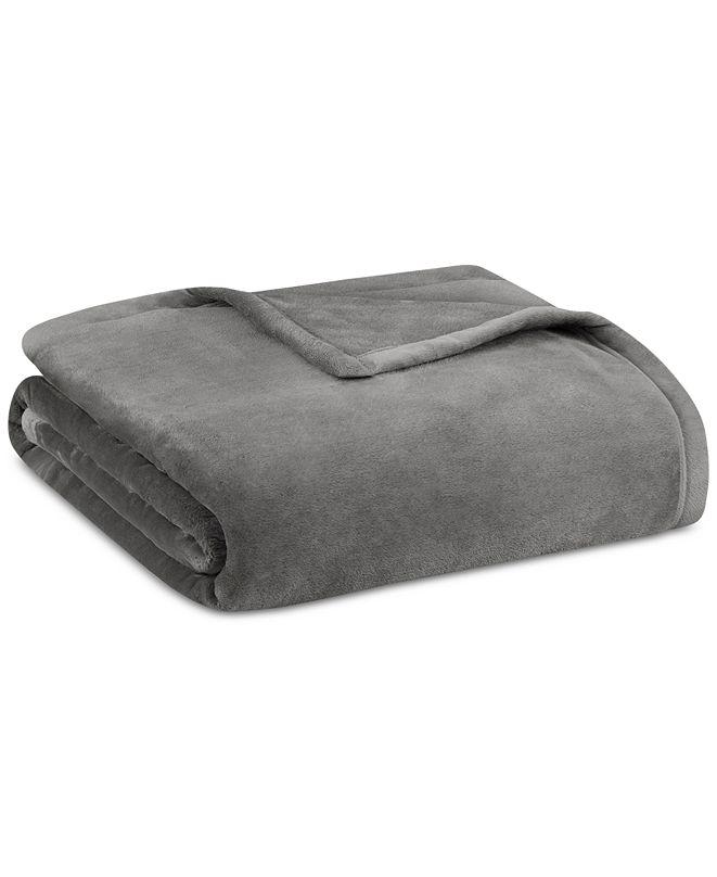 Madison Park Ultra Premium Plush Twin Blanket