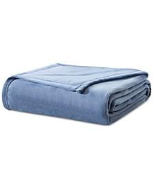 Liquid Velvet Fleece Full/Queen Blanket