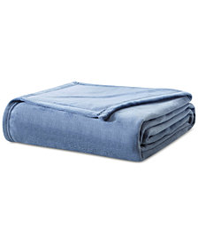 True North by Sleep Philosophy Liquid Velvet Fleece Full/Queen Blanket