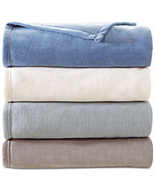 True North by Sleep Philosophy Liquid Velvet Fleece Blankets