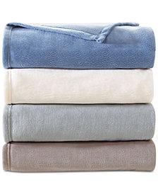 True North by Sleep Philosophy Liquid Velvet Fleece Blankets