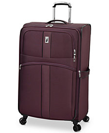"London Fog Langley 29"" Expandable Spinner Suitcase"