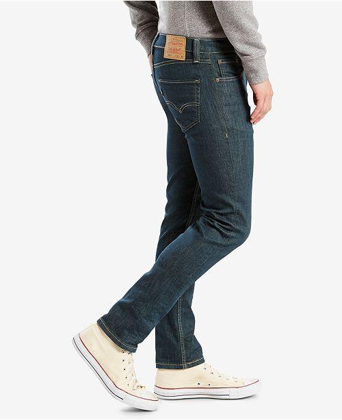 0c70bbd4 Levi's 511™ Slim Fit Jeans & Reviews - Jeans - Men - Macy's