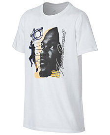 Nike Big Boys Kevin Durant-Print T-Shirt