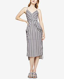 BCBGeneration Surplice Midi Dress