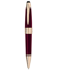 LIMITED EDITION Montblanc John F. Kennedy Special Edition Burgundy Ballpoint Pen