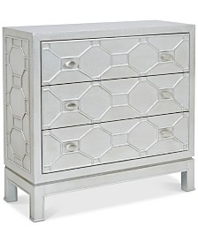 Alexandre 3-Drawer Chest, Quick Ship