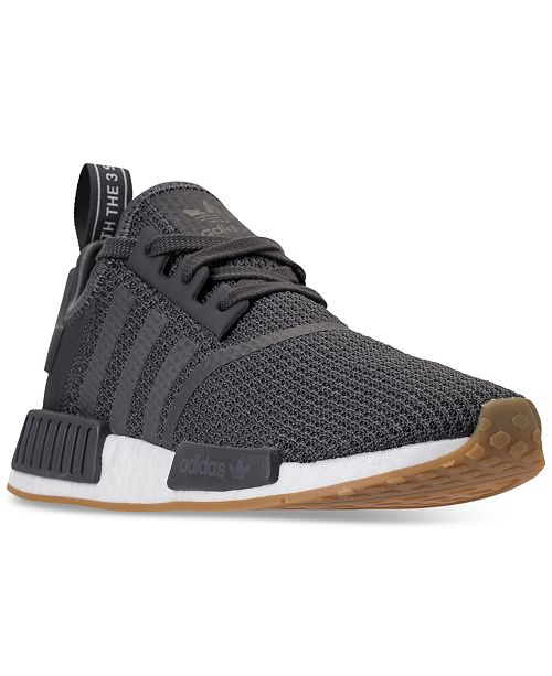 21a760b11 adidas Men s NMD R1 Casual Sneakers from Finish Line   Reviews ...