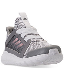 adidas Girls' Edge Lux Casual Sneakers from Finish Line