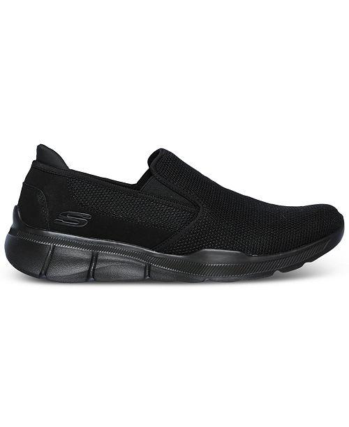 Skechers Men's Equalizer 3.0 - Sumnin Wide Width Walking Sneakers from Finish Line lPHFmL1C3H