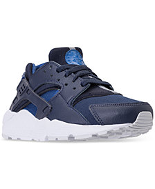 Nike Boys' Huarache Run Running Sneakers from Finish Line