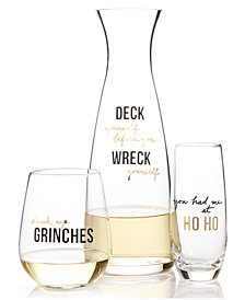The Cellar Holiday Glassware Collection, Created for Macy's