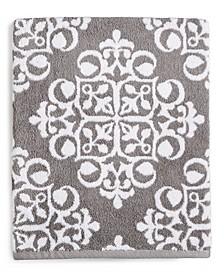 Elite Fashion Medallion Cotton Bath Towel, Created for Macy's