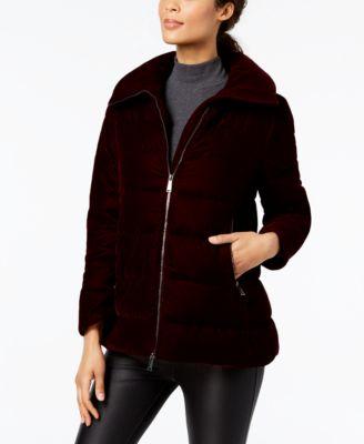 Macys womens coats