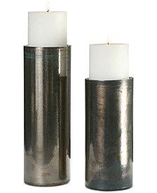 Uttermost Amala Iridescent Candleholders, Set of 2
