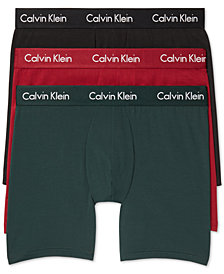 Calvin Klein Men's 3-Pk. Body Modal Stretch Boxer Briefs