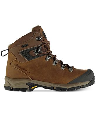 Black Diamond Men's Leather Mid Hiking Boots from Eastern Mountain Sports
