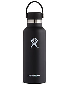 Hydro Flask 18-oz. Standard Mouth Water Bottle With Flex Cap from Eastern Mountain Sports