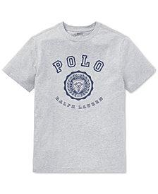 Polo Ralph Lauren Toddler Boys Cotton Jersey Graphic T-Shirt