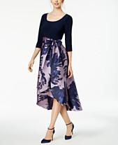 83cac3703e6 R   M Richards Dresses for Women - Macy s