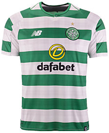 New Balance Men's Celtic FC Club Team Home Stadium Jersey