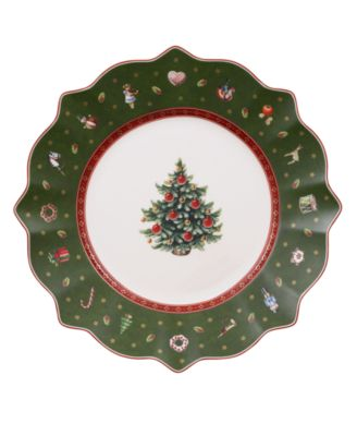Toy's Delight Green Salad Plate