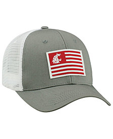 Top of the World Washington State Cougars Brave Trucker Snapback Cap