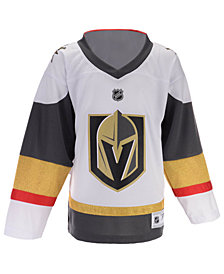 Outerstuff Vegas Golden Knights Blank Replica Jersey, Big Boys (8-20)