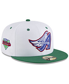New Era Los Angeles Angels Retro Diamond 59FIFTY FITTED Cap
