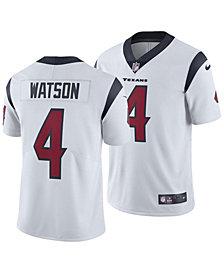 Nike Men's DeShaun Watson Houston Texans Vapor Untouchable Limited Jersey
