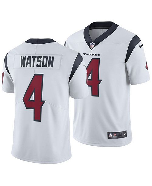 newest ea63e 3b624 Men's DeShaun Watson Houston Texans Vapor Untouchable Limited Jersey
