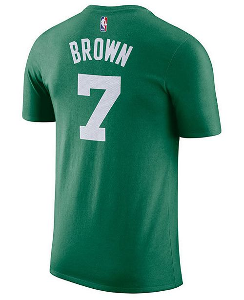 a544c90f3 ... Nike Jaylen Brown Boston Celtics Icon Name and Number T-Shirt