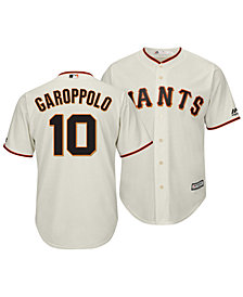 Majestic Men's Jimmy Garoppolo San Francisco Giants NFLPA Replica Cool Base Jersey