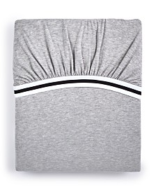 Calvin Klein Modern Cotton Harrison Queen Fitted Sheet