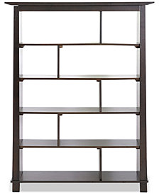 Vencel Tall Bookcase, Quick Ship