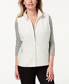 Zip-Up Vest, Created for Macy's