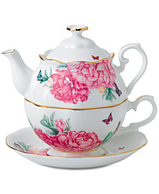 Miranda Kerr for Royal Albert  Frienship Tea For One Set