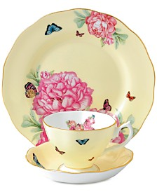 Miranda Kerr for Royal Albert Joy 3-Pc. Tea Set