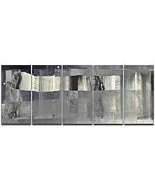 'Inkd XLIII' 5-Pc. Canvas Art Print Set