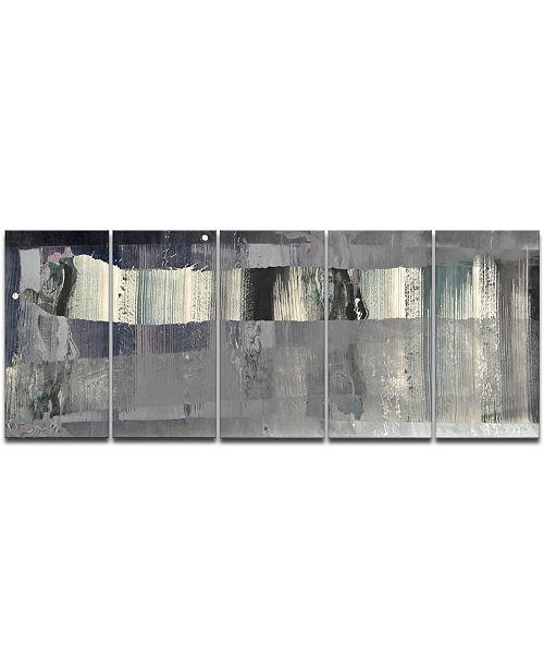 Ready2HangArt 'Inkd XLIII' 5-Pc. Canvas Art Print Set