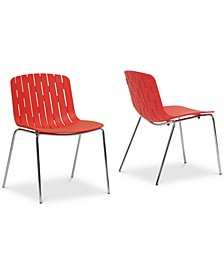 CLOSEOUT! Tauriel Dining Chair (Set of 2)
