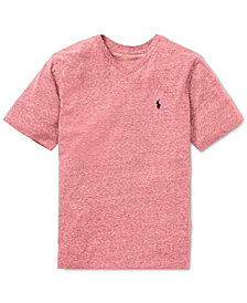Polo Ralph Lauren Big Boys Jersey T-Shirt